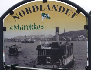 Kristiansund Marokko
