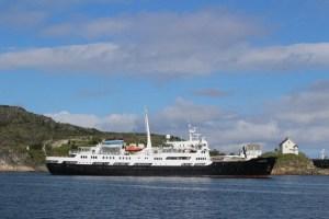 Lofoten på vei inn til Bodø (3)